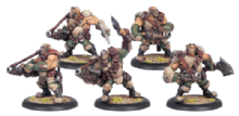 Mercenary Ogrun Assault Corps (5)